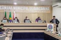 A Câmara Municipal de Barcarena realizou a segunda sessão ordinária de 2021.