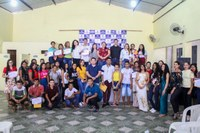 Câmara certifica 350 alunos da Escola Profissionalizante