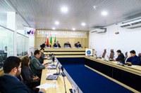 Câmara de Barcarena discute linhão de energia para a Ilha das Onças