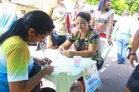 Câmara de Vereadores leva serviços para moradores de Itupanema