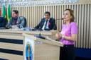 Câmara recebe coordenação do 'Outubro Rosa' e garante apoio ao movimento de luta contra o câncer