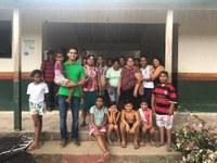 Câmara visita a Comunidade do LIMEIRA
