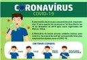 Coronavírus / COVID-19 - Sintomas Comuns e Prevenção