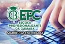 EPC CÂMARA - MATRÍCULAS ENCERRADAS!