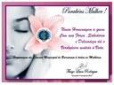 Mensagem do Legislativo Dia da Mulher