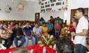 Reinauguração da Escola de Educação Infantil do Cafezal