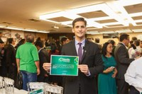 """TCM - Tribunal de Contas dos Municípios entrega diploma """"Gestor Transparente"""""""
