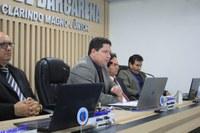 Vereadores retomam os trabalhos na Câmara Municipal de Barcarena