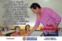 Vice-Prefeito Paulo Alcântara faz aniversário
